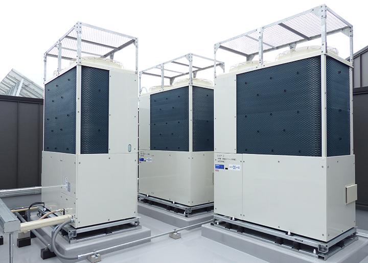 空気調和換気設備工事