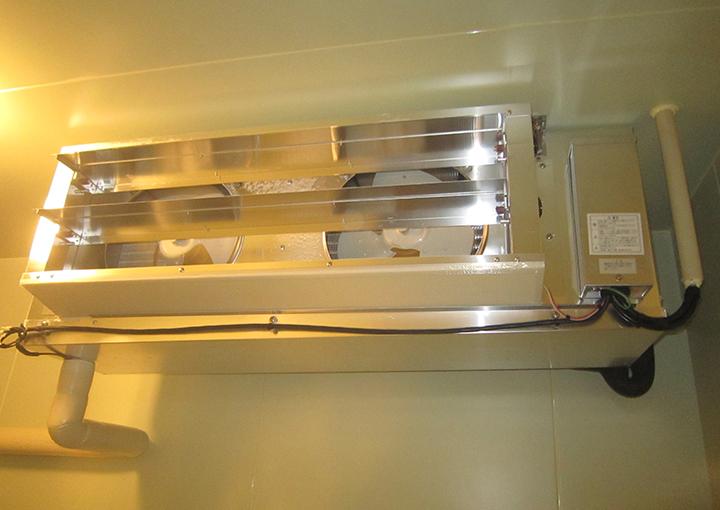 冷凍冷蔵設備工事