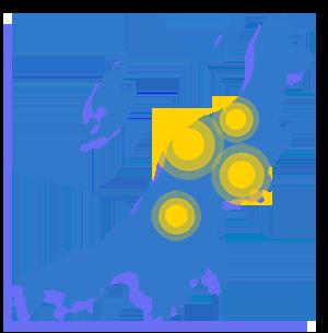 新潟県のイラスト