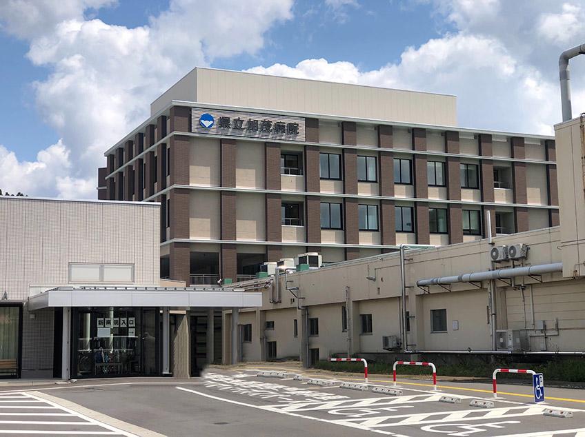 新潟市総合福祉会館_外観